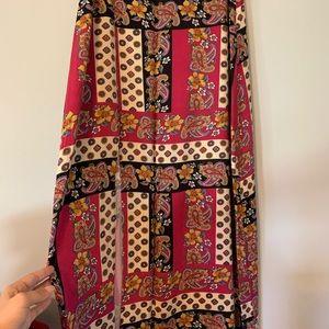 Minkpink Princess of Persia maxi skirt